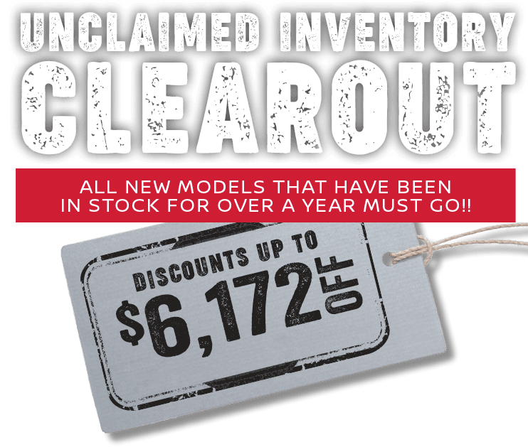 Unclaimed Inventory Clearout Northland Nissan in 1995 20 Ave